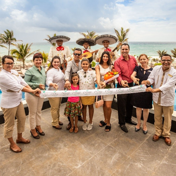 Now® Emerald Cancun de Unlimited Vacation Club Abre Sus Puertas y Recibe a sus Primeros Huespedes