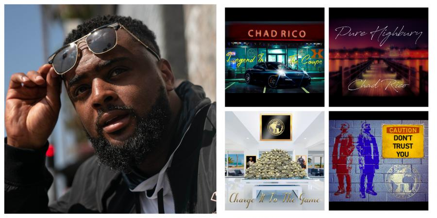 Rapping Math Professor Chad Rico Sets Summer School Lessons With 12 Weekly Hip Hop Releases