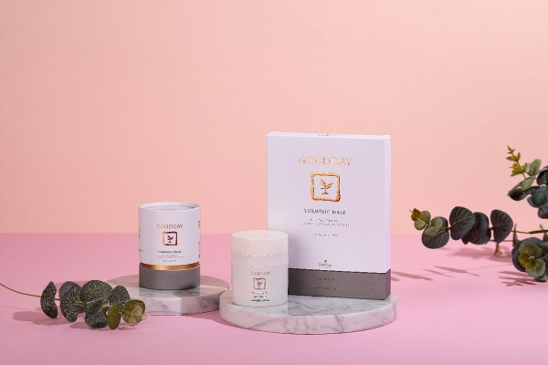 Good Day Turmeric Mask launched, followed by Good Day Turmeric Cream –  Editors Pride