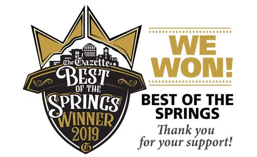 Accelerated Wealth, LLC Wins Silver Award in Colorado Springs Best Financial Planner