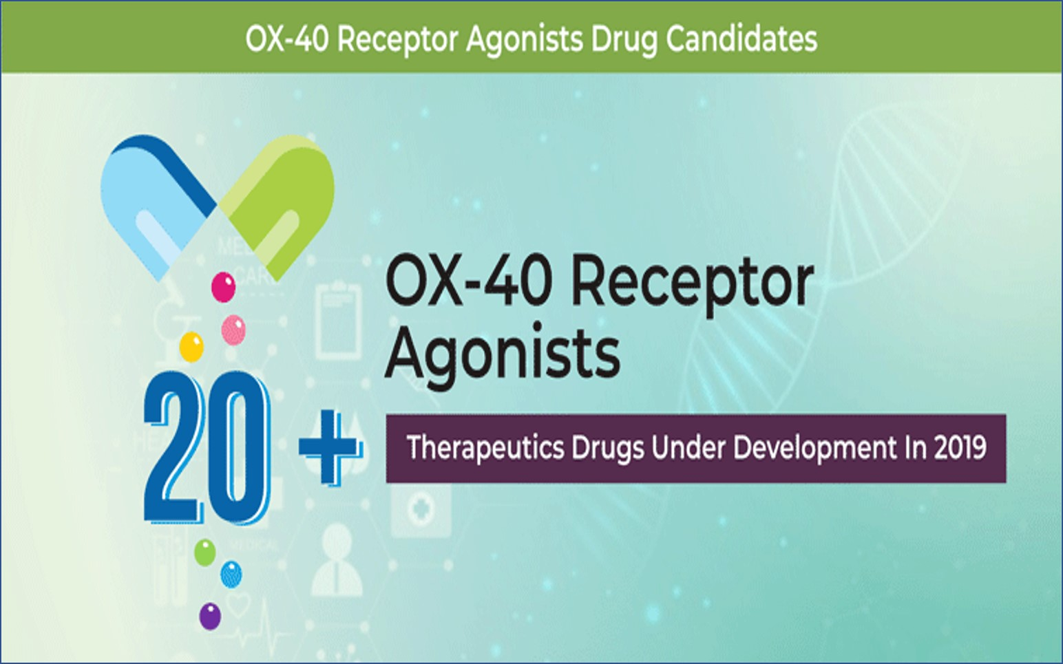 Strategic Advancements in Drug Development are Beholding the Growth of OX40 Receptor Agonists Pipeline
