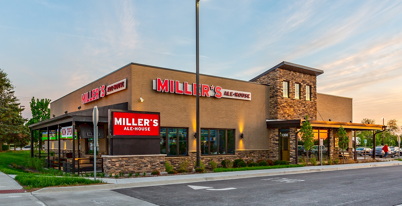 The Boulder Group Arranges Sale of Net Lease Miller's Ale House Ground Lease