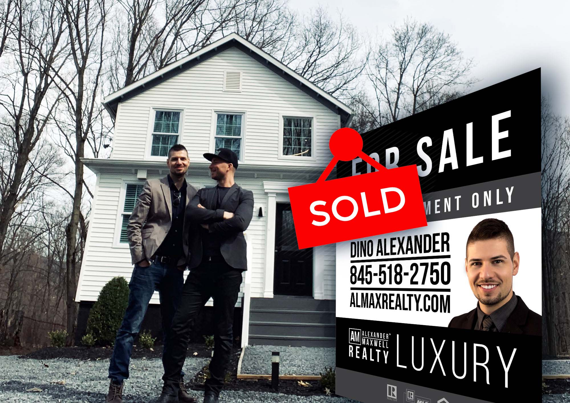 Alexander Maxwell Realty is revolutionizing Hudson Valley Real Estate Market with its Global Marketing Approach