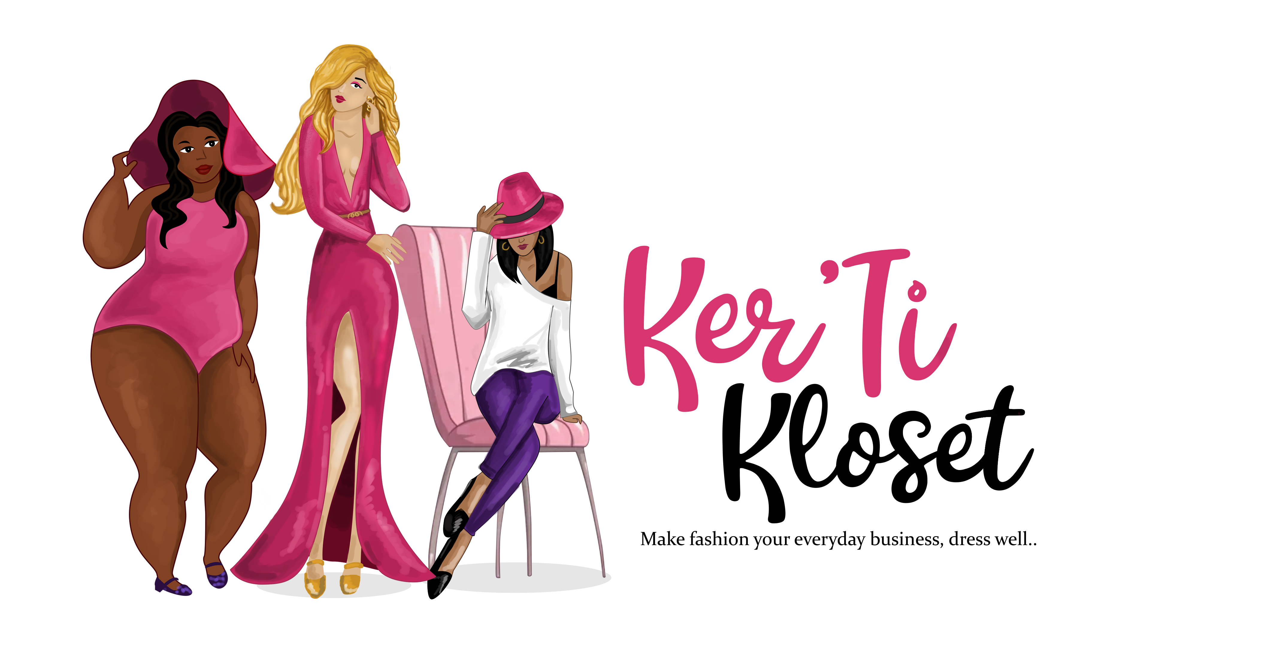 Ker\'Ti Kloset Online Boutique for Women\'s Clothing and Accessories