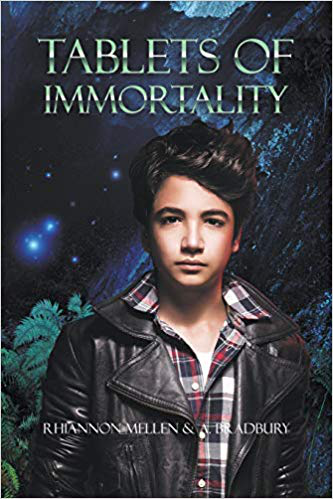 Tablets of Immortality by Alan Bradbury - an Urban Fantasy Book that�s set to Transport Readers into a Bewildering Urban Adventure