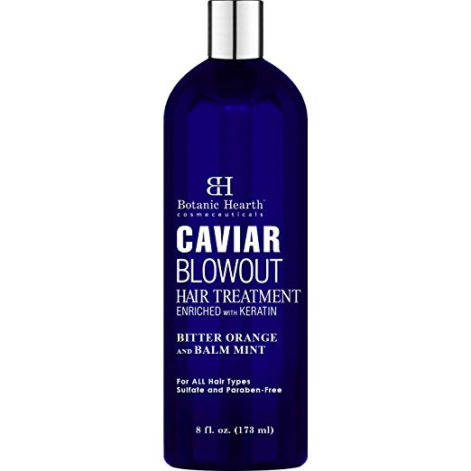Botanic Hearth Releases Caviar Corrective Blowout Hair Treatment on Amazon