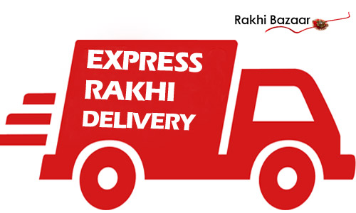 Same Day Rakhi Delivery Is Now a Reality for Distant Siblings - Rakhibazaar.com