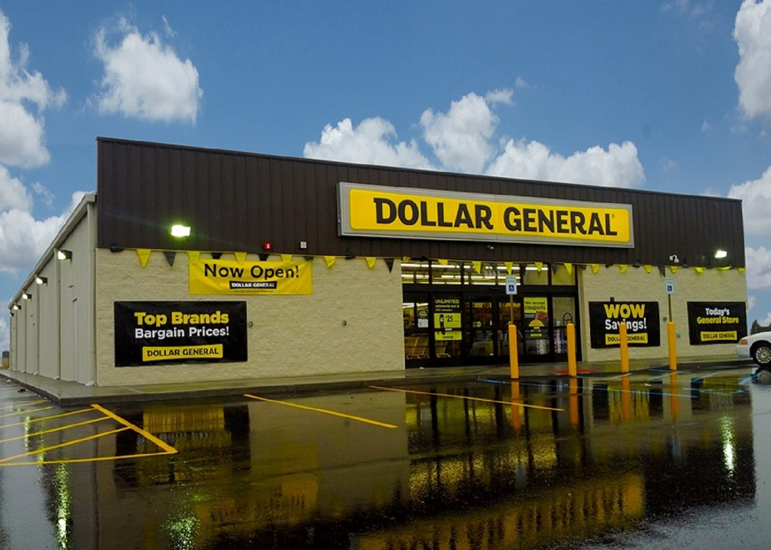 The Boulder Group Arranges Sale of Triple Net Lease Dollar General in Wisconsin
