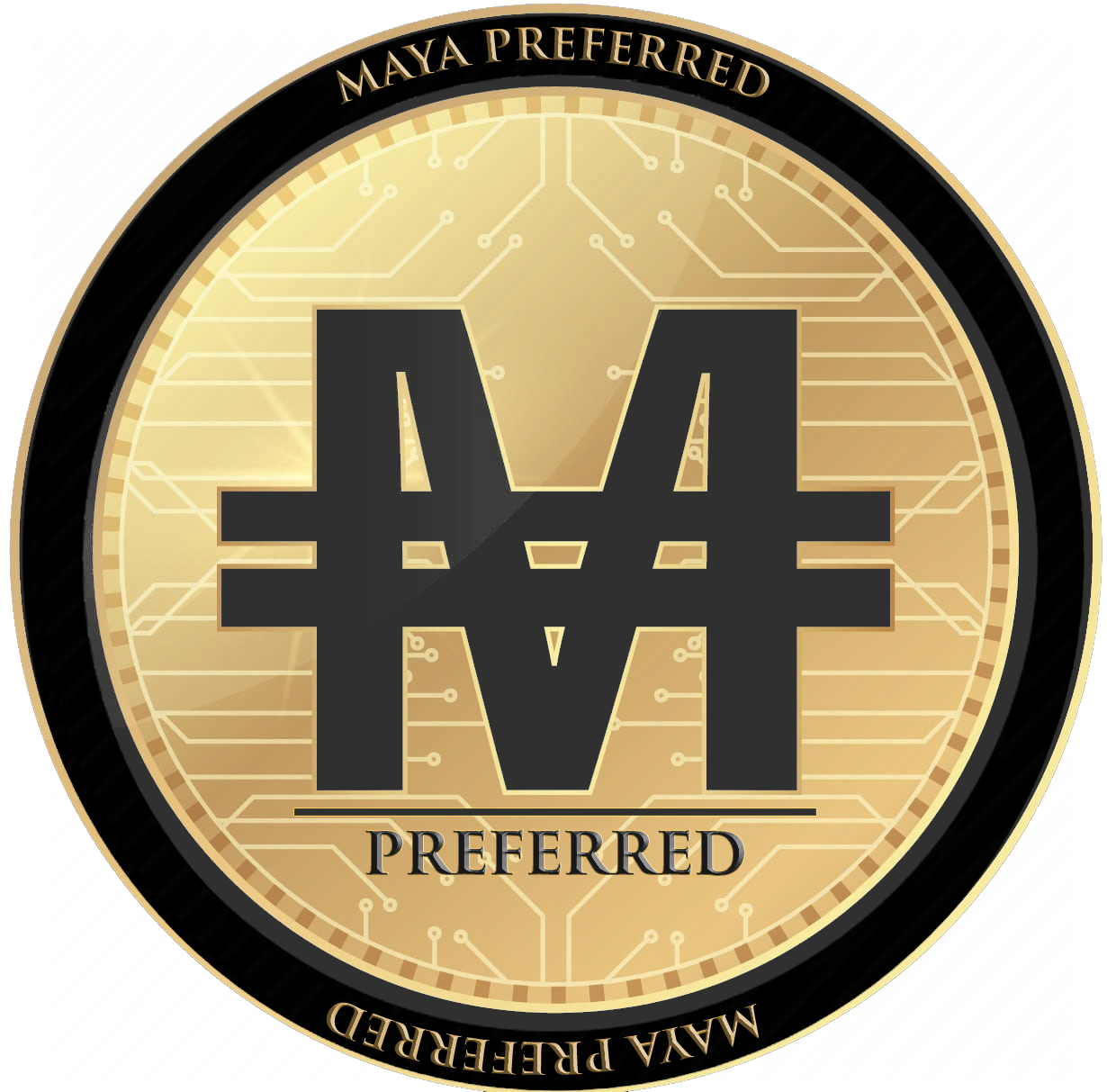 Maya Preferred 223 listed on CoinMarketCap