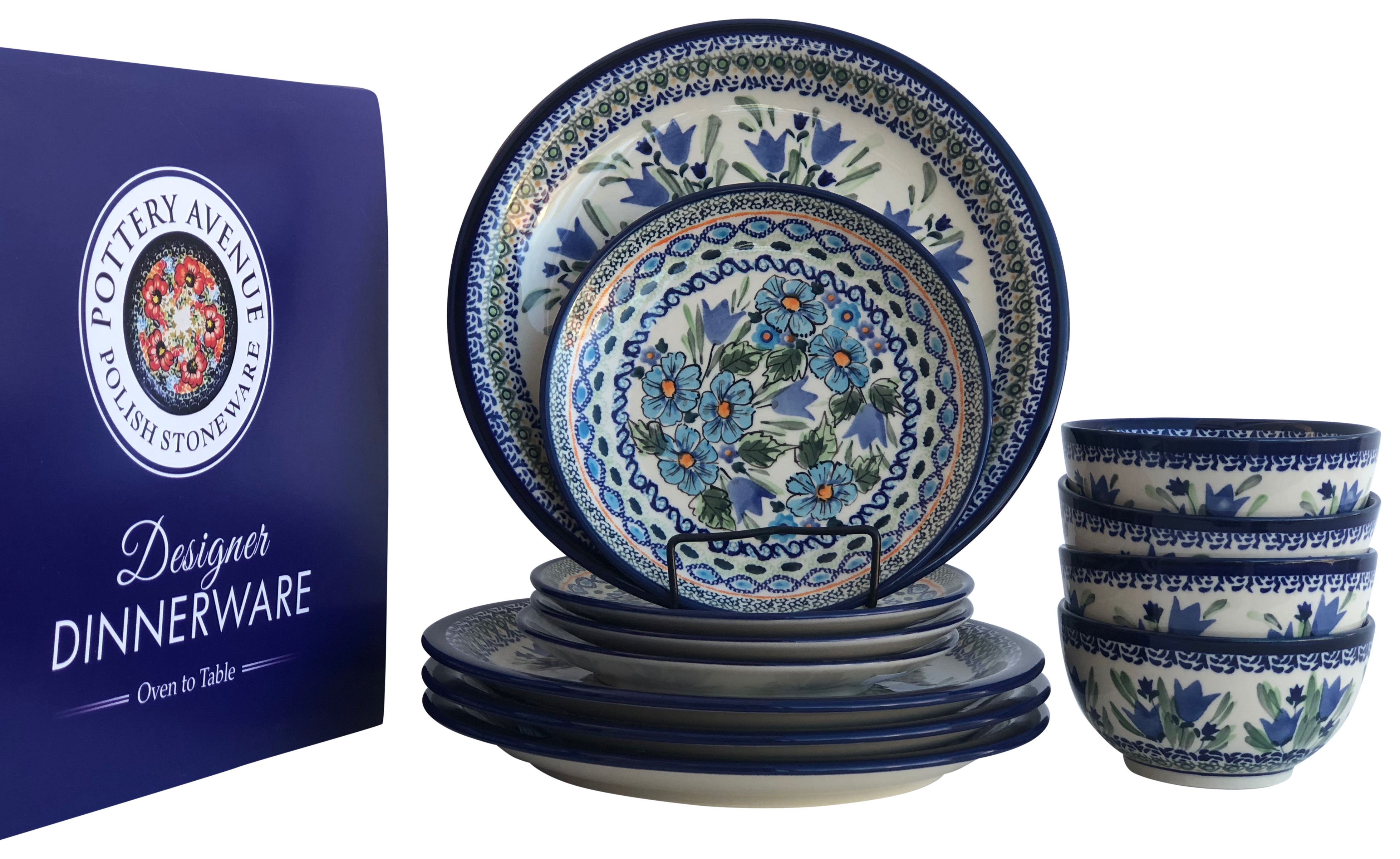 Pottery Avenue Launches Designer Dinnerware for 2020 Holiday Season