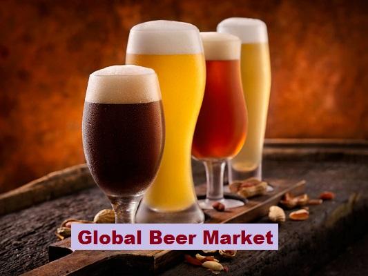 Global Beer Market 2019 Industry Key Players Heineken N.V., Dogfish Head Craft Brewery Inc., Boston Beer Co, Molson Coors Brewing Company, Constellation Brands, Inc., Compañía de las Cervecerías Unida