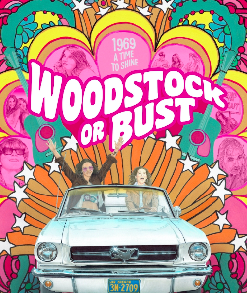 GET IN THE GROOVE AS 'WOODSTOCK OR BUST' ROAD TRIPS CROSS-COUNTRY