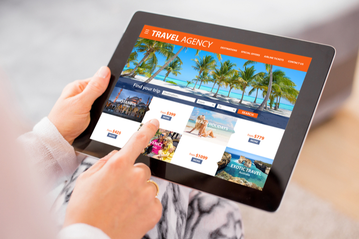 Online Travel Market growing at a CAGR of 11.1% | Top Key Players Like Expedia, Inc., Priceline Group Inc., TripAdvisor Inc., MakeMyTrip Limited