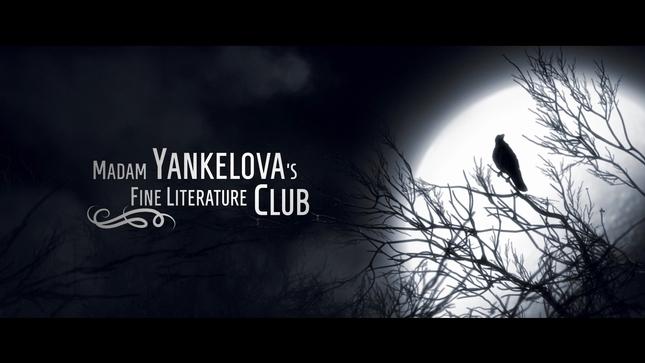 DELICIOUSLY DERANGED: 'MADAM YANKELOVA'S FINE LITERATURE CLUB' NOW STREAMING ON DIGITAL PLATFORMS