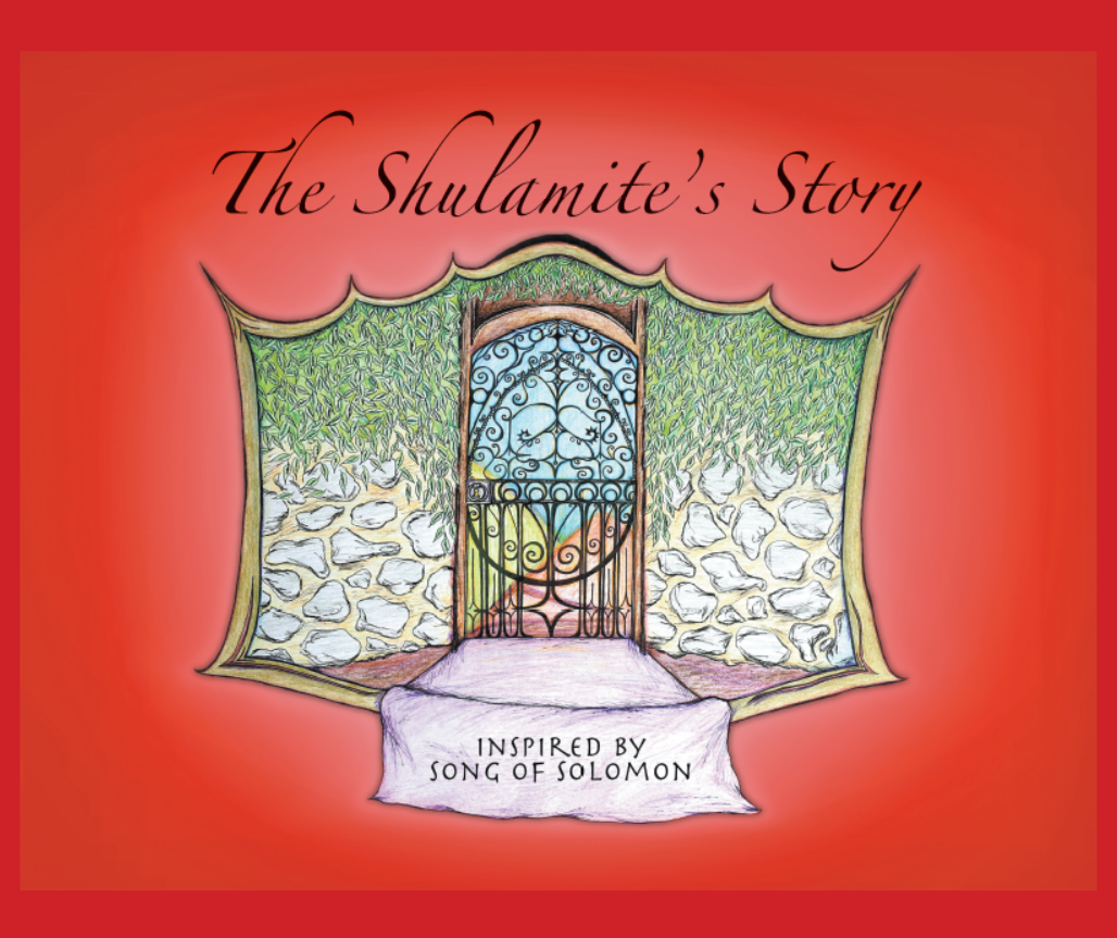 New MindStir Media book inspired by the Song of Solomon portrays God's love toward His children