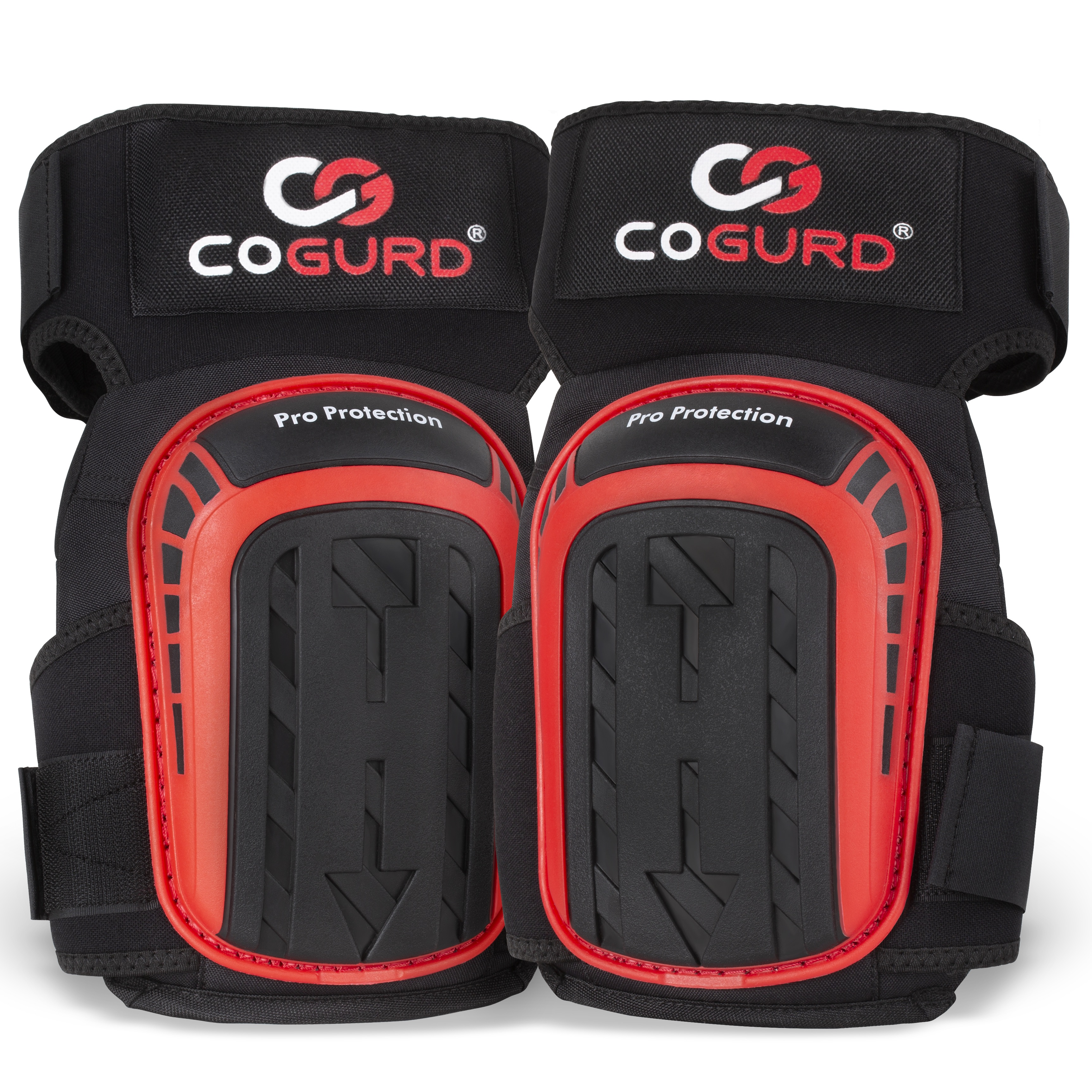 COGURD Professional Gel Knee Pads Provide a Comfortable Surface For Work