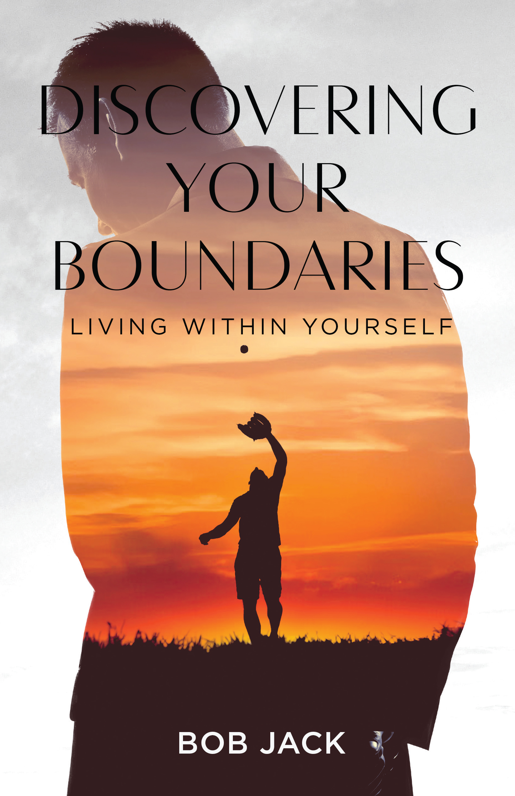 Bob Jack makes a comeback in the limelight with a riveting piece - Discovering Your Boundaries.