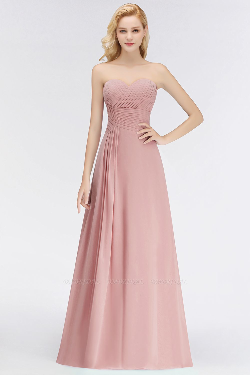 Affordable Bridesmaid Dresses From BMbridal Get A Good Reputation
