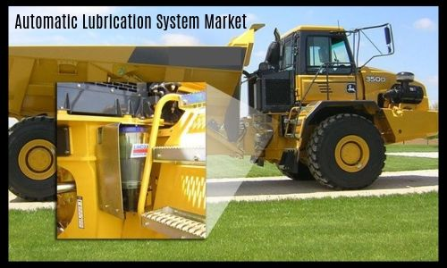 Global Automatic Lubrication System Market Comprehensive Analysis 2019 With Key Players - SKF Group, The Timken Company, ,  simatec ag, Klüber Lubrication, Auto Mat Lub System, Beka Lubrication, Graco