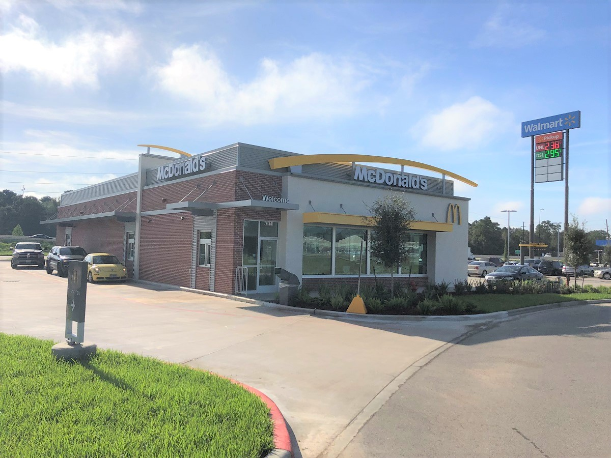 The Boulder Group Arranges Sale of Texas McDonald's Ground Lease Property