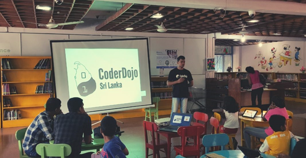 STEMUP Educational Foundation Launches CoderDojo @ Libraries Program