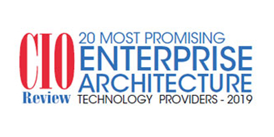 Trisotech Listed as One of The 20 Most Promising Enterprise Architecture Providers for 2019 by CIOReview