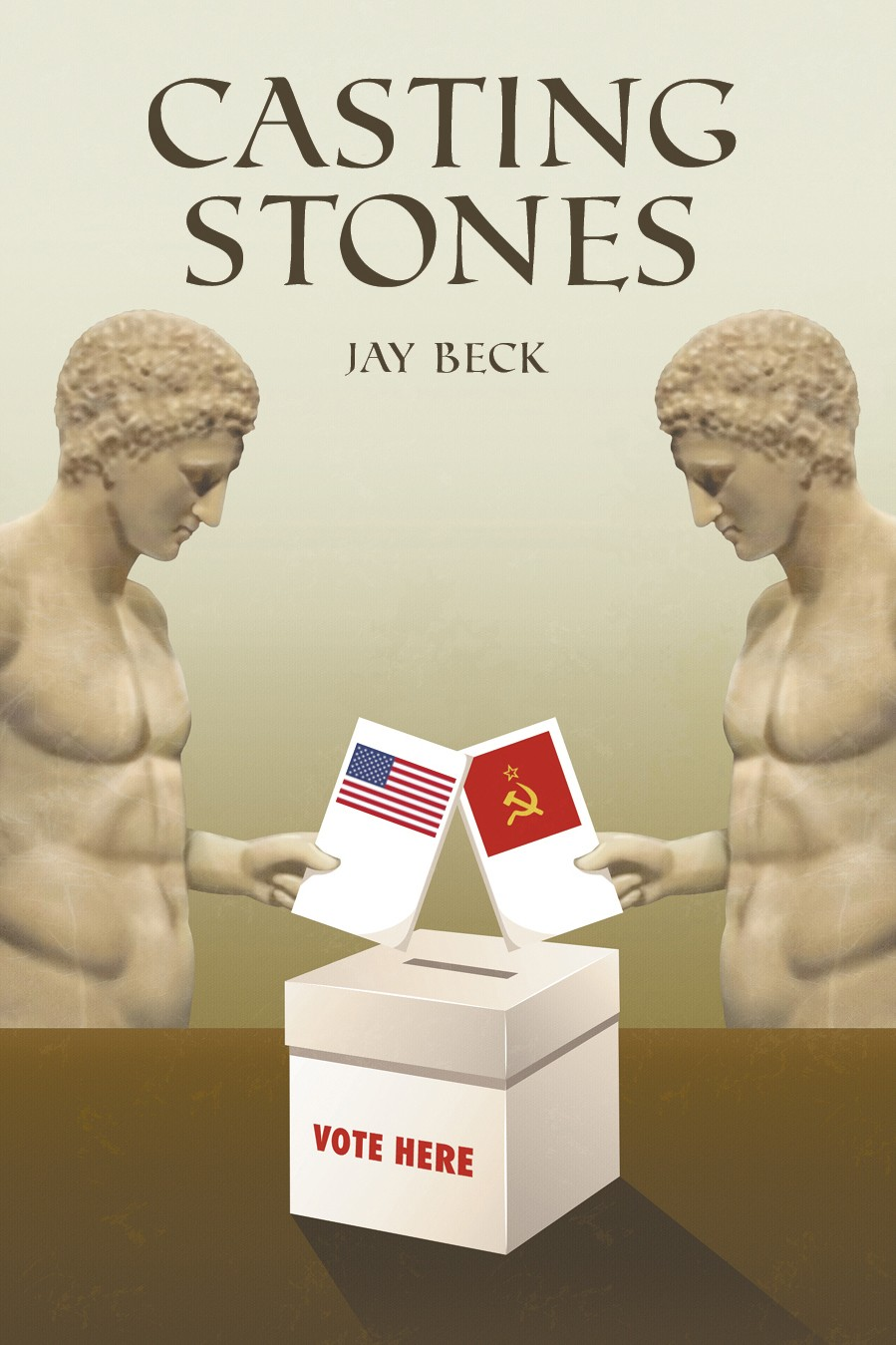 Mindstir Media author Jay Beck wins author of the year award for his new historical novel