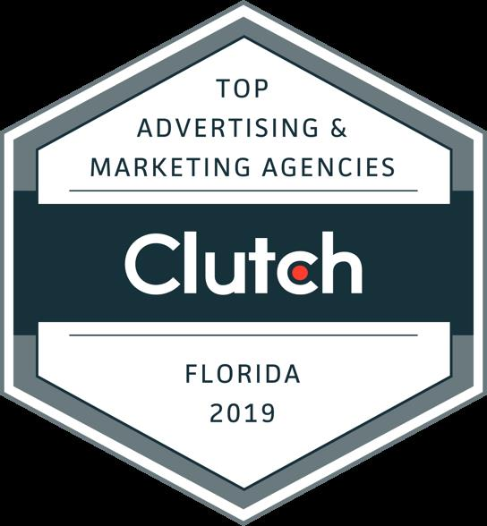 ROI Amplified Selected for Clutch's 2019 Report as a Leader in Digital Marketing in Tampa!
