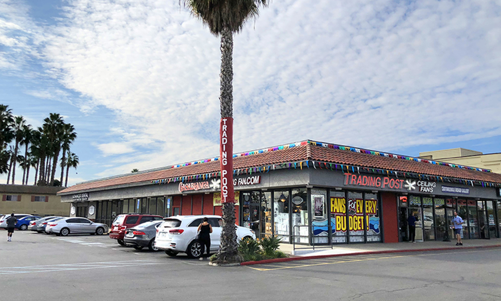 Hanley Investment Group Arranges $4.1 Million Sale of Four-Tenant Shop Building Shadow-Anchored by Sprouts in Huntington Beach, Calif.