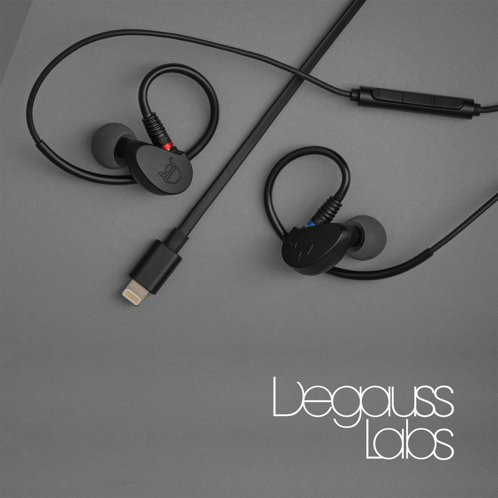 DEGAUSS LABS UNVEILS SUPER ADVANCED LIGHTNING EARPHONES FOR IPHONE