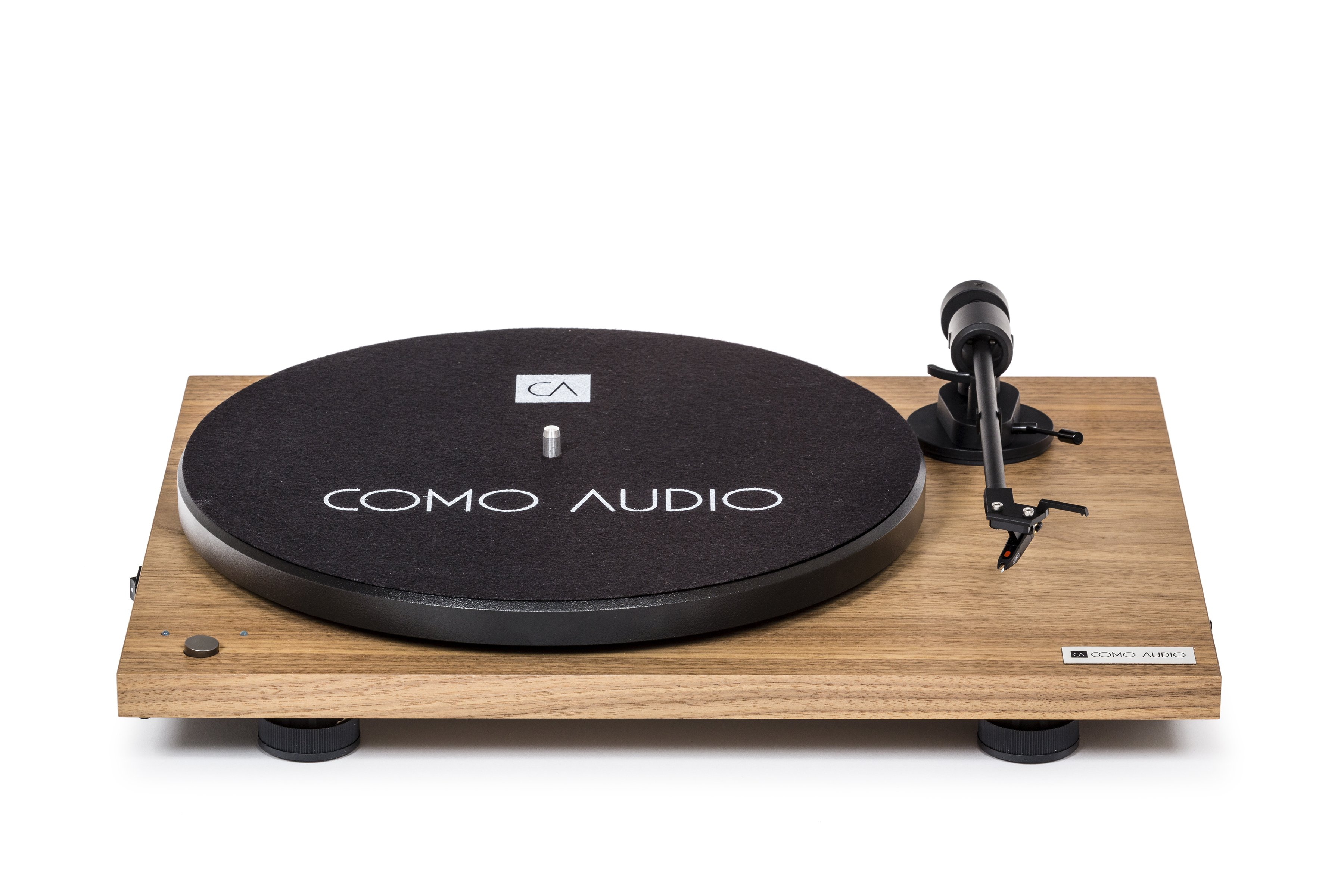 Como Audio Introduces Its First Streaming Turntable Designed for Playing Records Wirelessly All Over The House