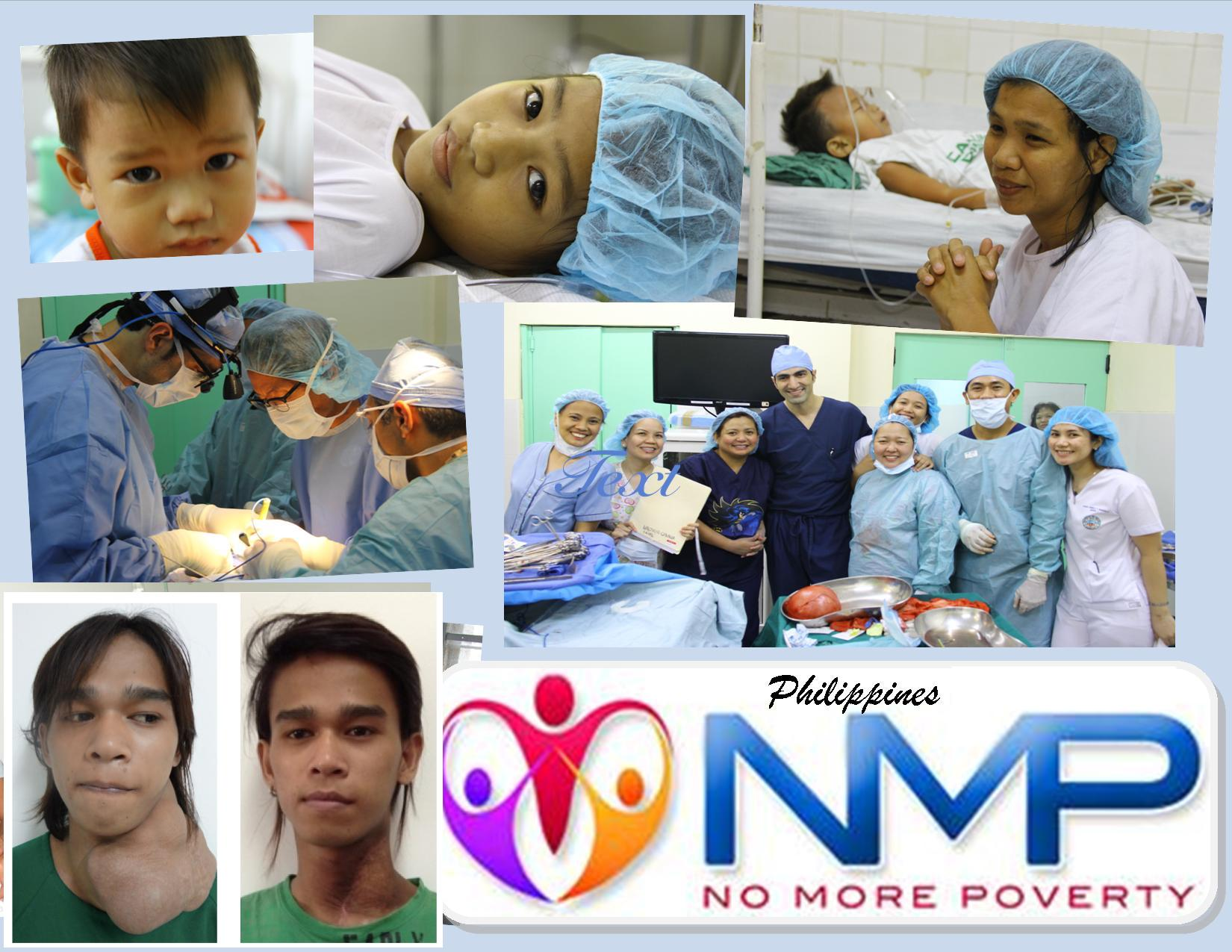 Dr. Michael Omidi partners with Actions of Hope to plan a surgical mission In Bulacan, Philippines
