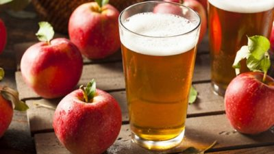 Cider Market Is Projected To Growing At a CAGR of 6.1% from 2017 to 2023