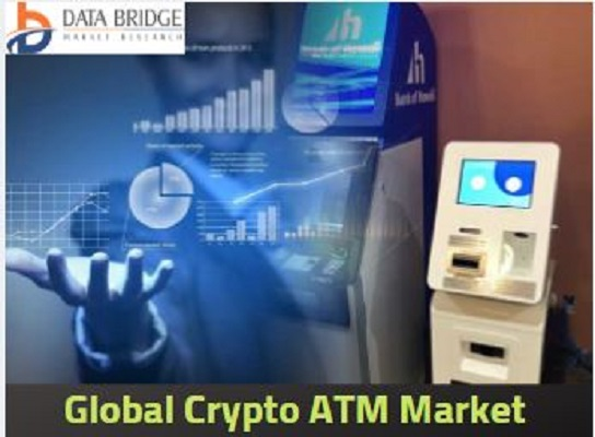 +56.9% at a CAGR of Crypto ATM Market by 2025 With Major Key Players: Bitxatm (German), Orderbob (Austria) and RUSbit (Russia), Bitaccess (Canada)
