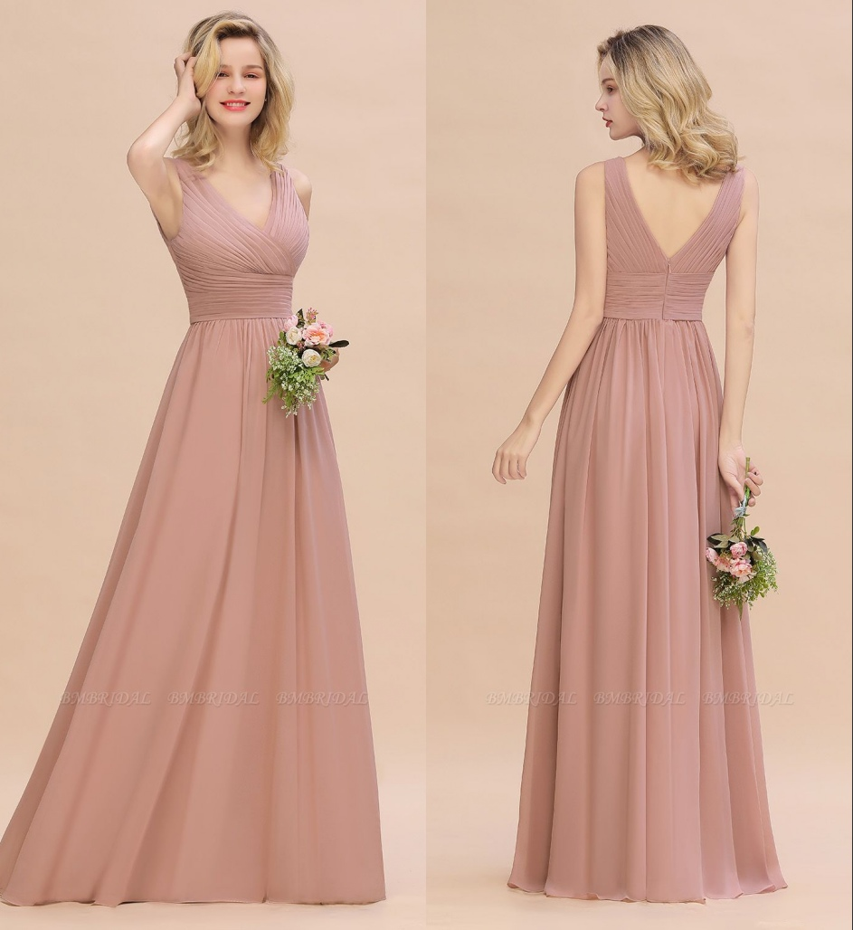 How To Choose The Perfect Bridesmaid Dresses