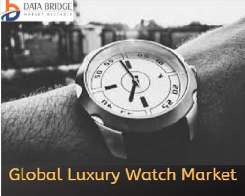 Global Luxury Watch Market Outlook 2019-2026 With Top Competitors: Rolex; Burberry; OMEGA SA; Festina; LVMH; Richemont; KERING