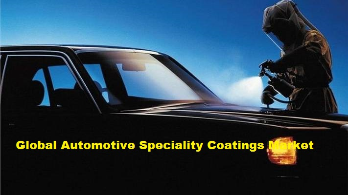 Automotive Speciality Coatings Market 2019 Share, size, and Trends Analysis Focusing on Top Key Players Akzo Nobel N.V., Axalta Coatings Systems, Cabot Corporation, Carboline Company, Coolshield Inter