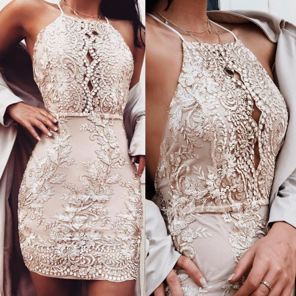 Get The Affordable Price From A Website For Some Pretty Short Homecoming Dress