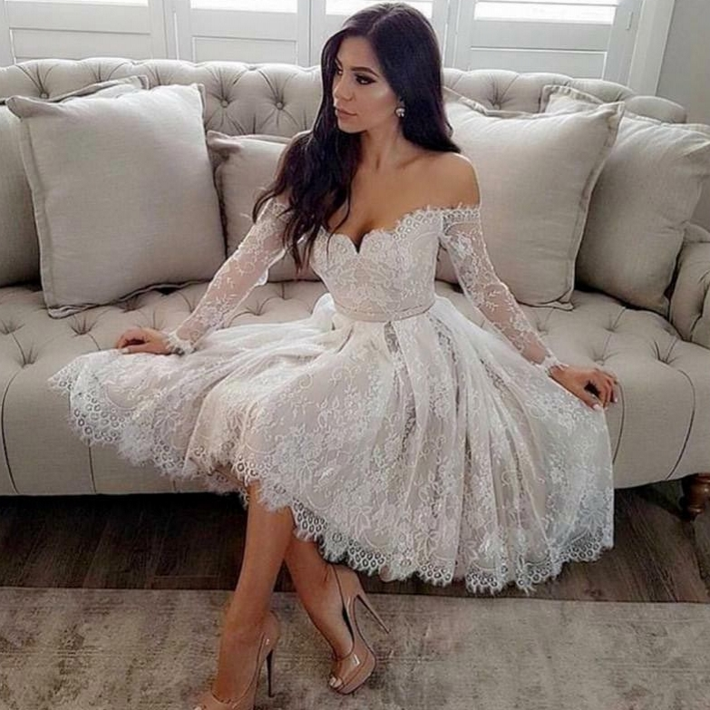 Pretty Homecoming Dress Fashion Trend: How To Choose A Suitable Dress in 2019