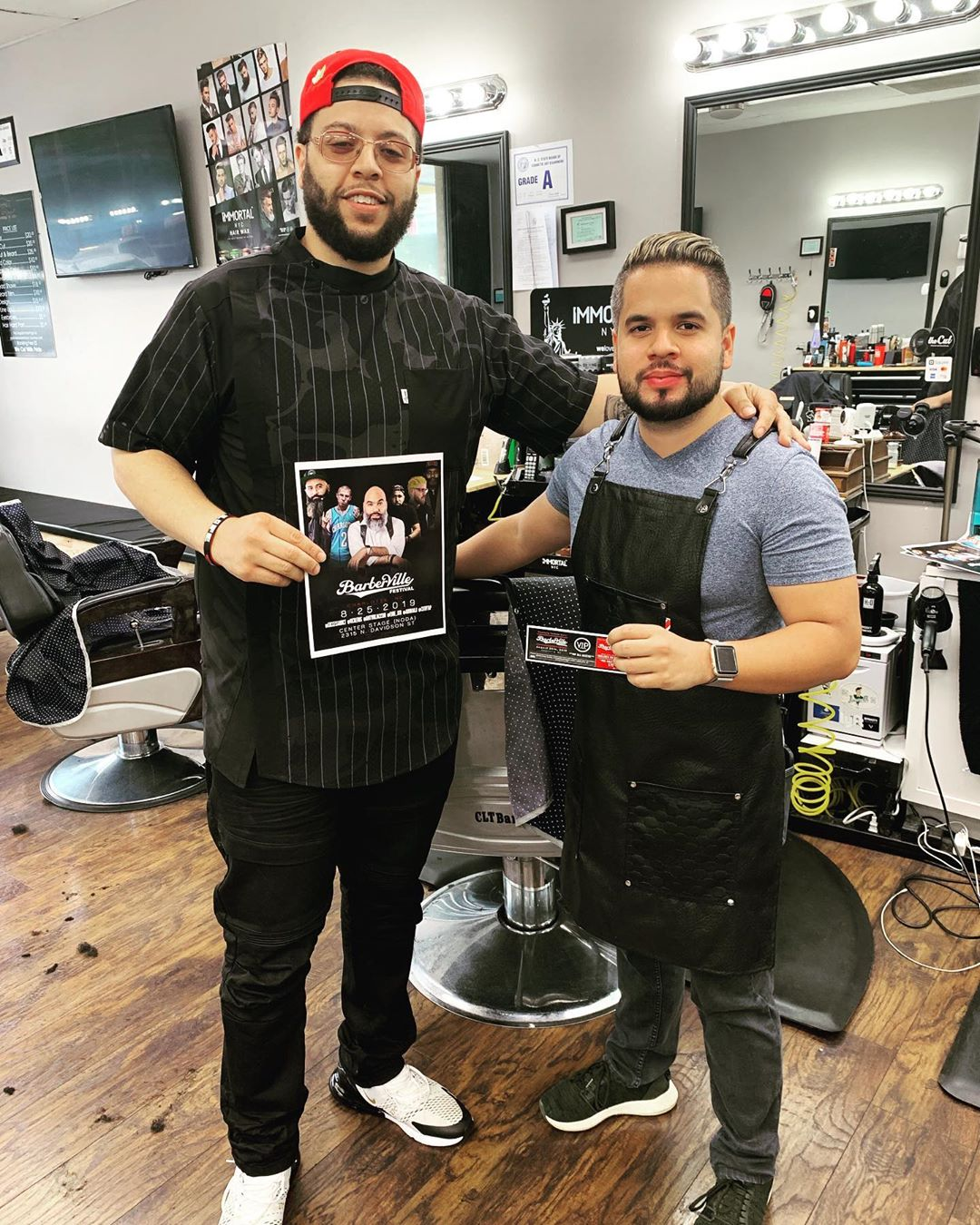 Festival Honoring Barbers to Come to Charlotte, NC