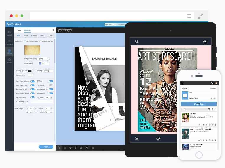FlipHTML5 Is Available for Creating Interactive Magazines