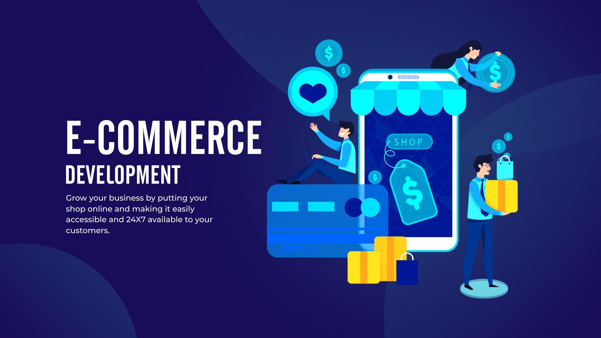 E-Commerce Development Solutions | Shopify | Woocommerce | CS Cart
