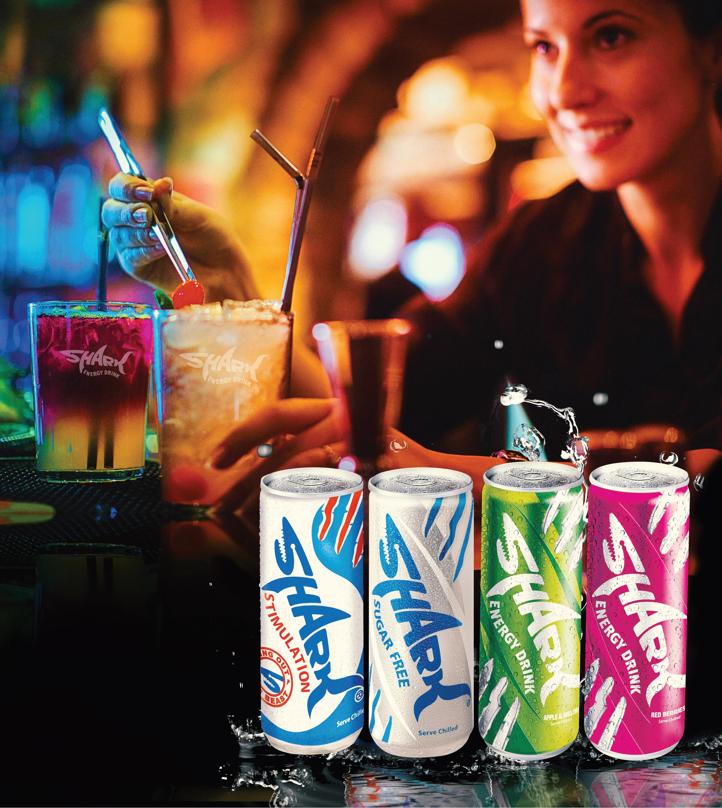 SHARK Energy Drink is now offered Nationwide Through Mr. Checkout\'s Direct Store Delivery Distributors.