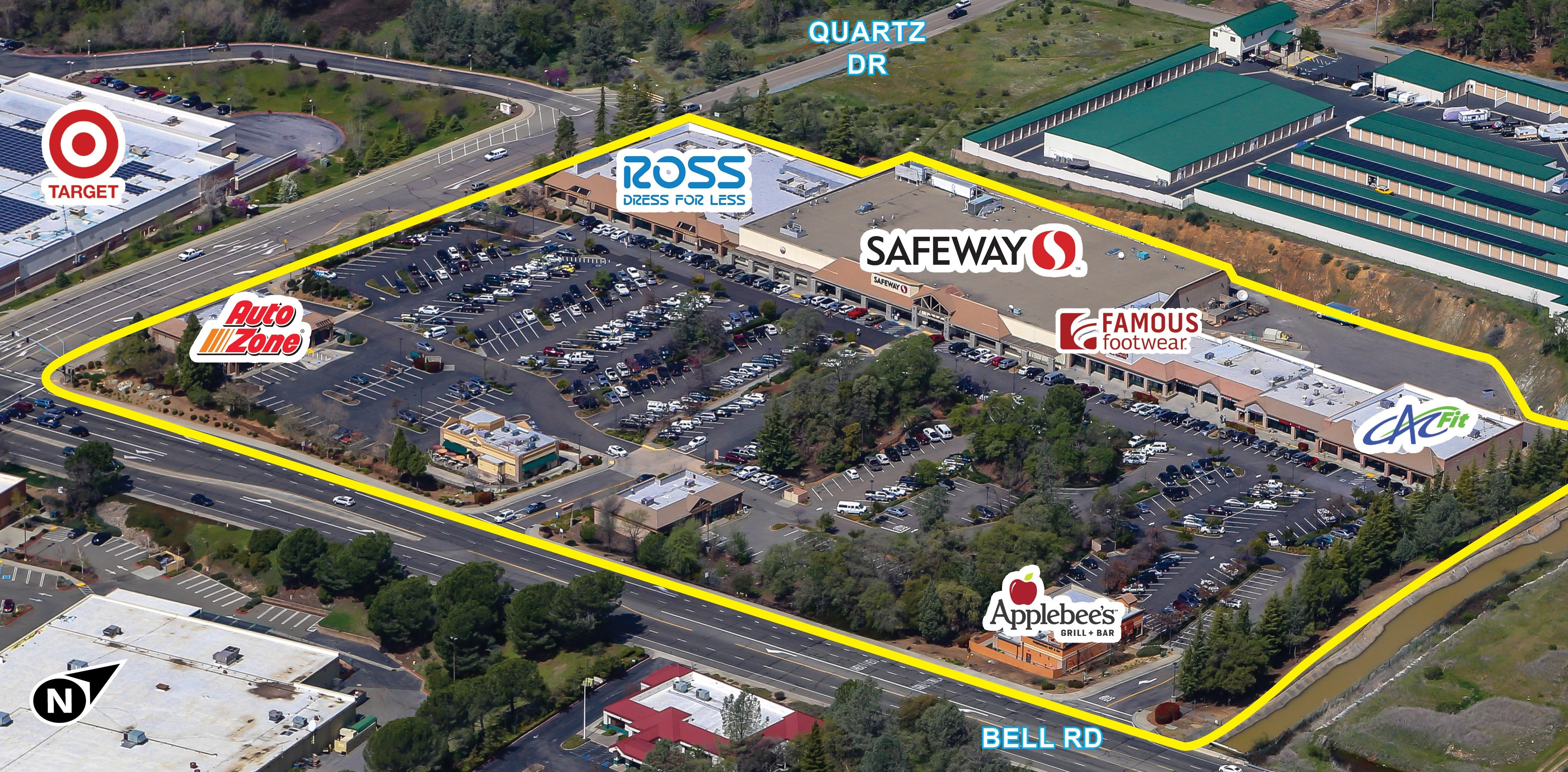 LUCESCU REALTY Announces Sale of Two Grocery Anchored, Community Shopping Centers in Northern California for $24.6 Million