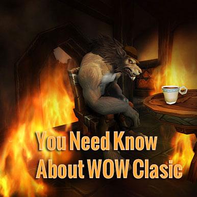 WOW Classic Launch Version 1.12 at August 26th, Start Level 60