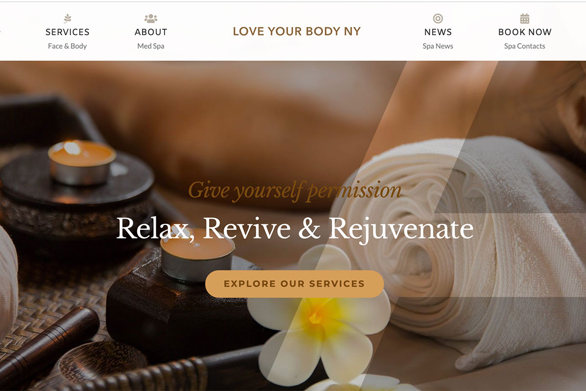 Cellulite Reduction Service at Love Your Body NYC