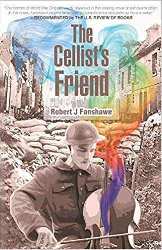 The Cellist\\\'s Friend a masterpiece by Robert J. Fanshawe