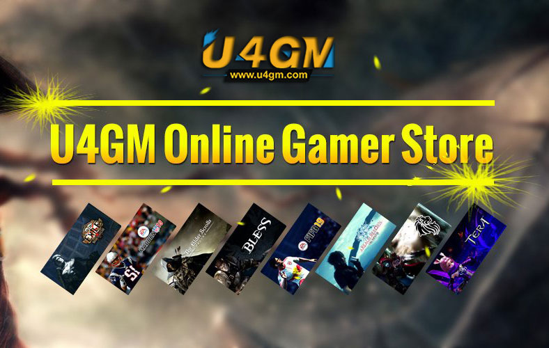 U4GM is Now the Top-Rated Online Shop while in the Game Service Market place