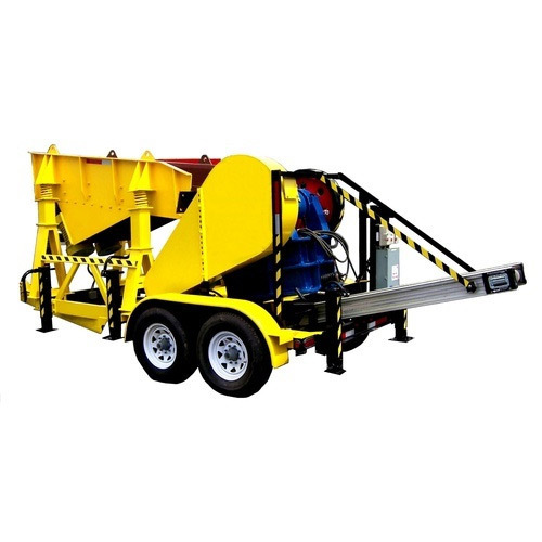 Mobile Crushers Market Advanced Technology to Improve Product Facilities by 2024