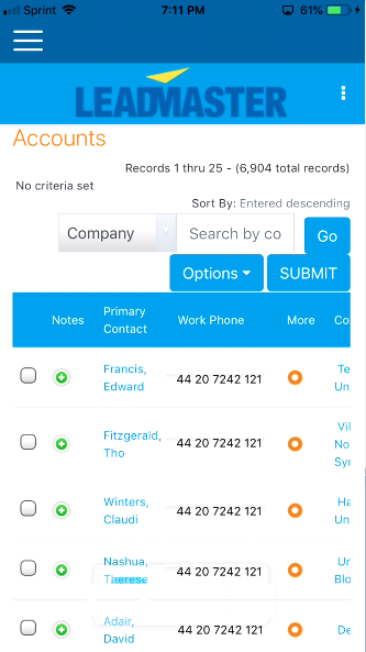 Less Complicated CRM is Here, Introducing CRM-Xpress, the Super Simple CRM